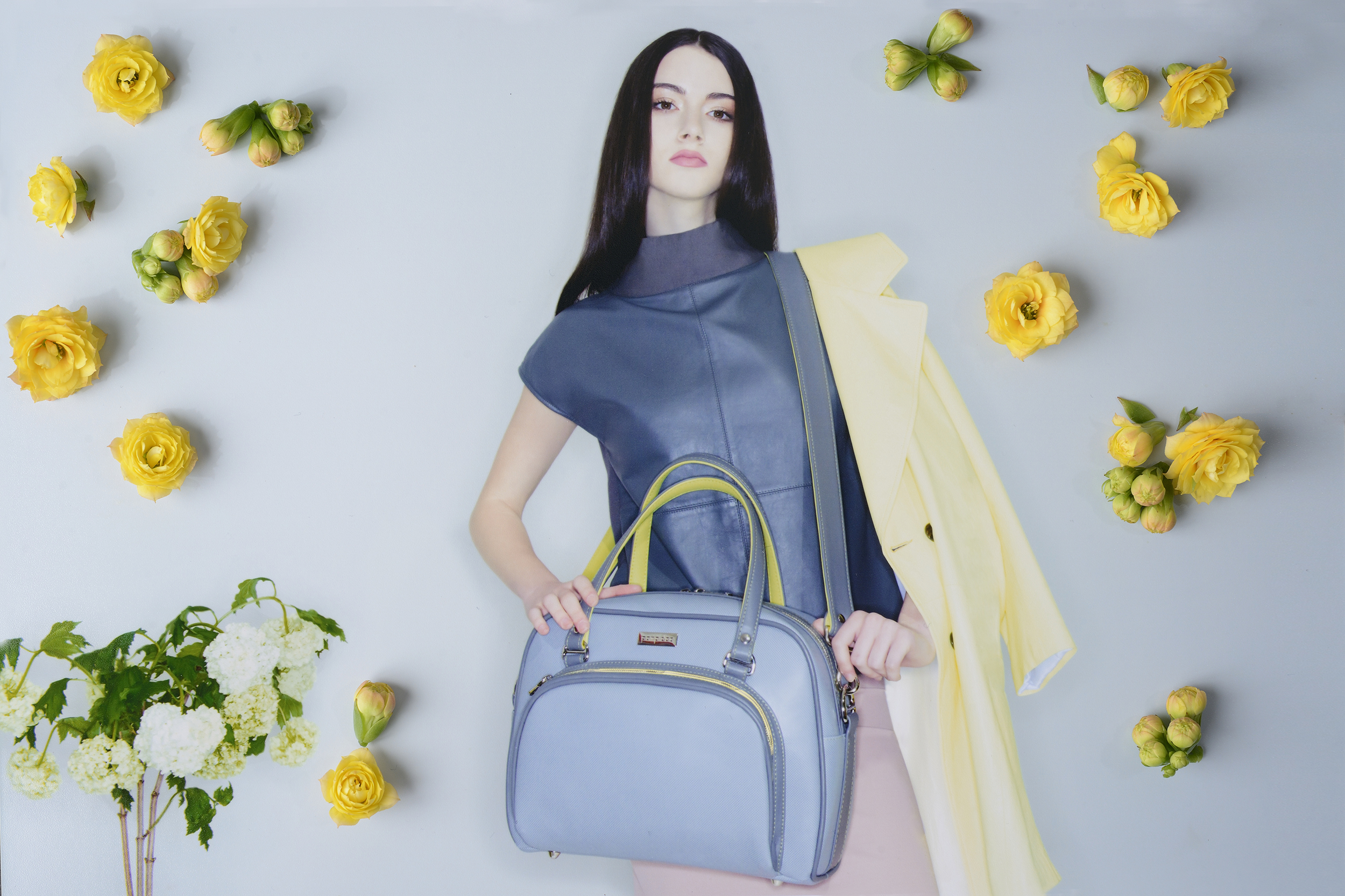 POMPIDOO_Palermo_stylish_camera_bag_Lime_main