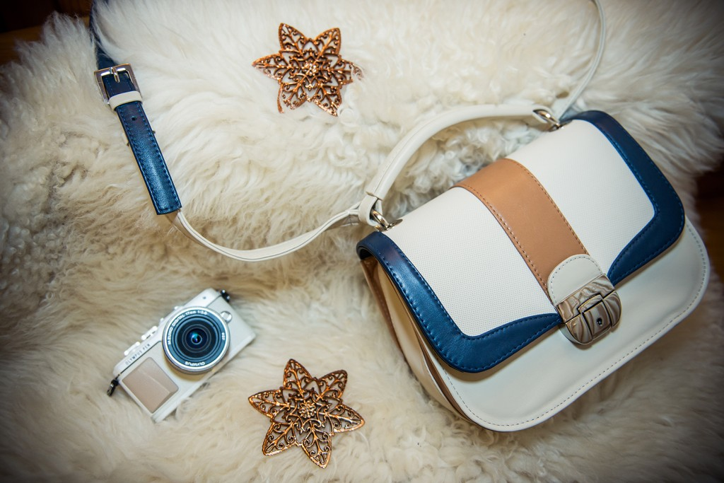 POMPIDOO stylish camera bags present